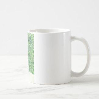 Peacock Fashion Coffee Mug