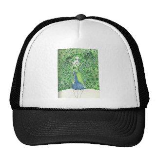 Peacock Fashion Trucker Hat