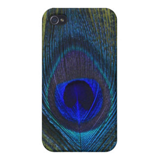Peacock Feather 4 Iphone 4/4s Speck Case iPhone 4 Case