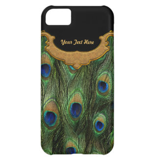 Peacock Feather - Case Mate iPhone 5C Cover