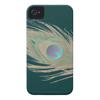 Peacock Feather Case-Mate iPhone 4 Case