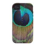 Peacock Feather Case Mate iPhone 4 Tough Case Case-Mate iPhone 4 Cover