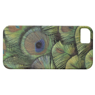 Peacock feather design 2 iPhone SE/5/5s case