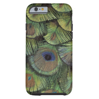 Peacock feather design 2 tough iPhone 6 case