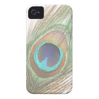 Peacock Feather Eye Blackberry Bold Case
