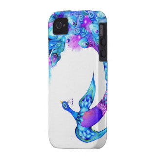 Peacock Feather Fantasy iPhone 4/4S Cover