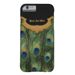 Peacock Feather - iPhone 6 case