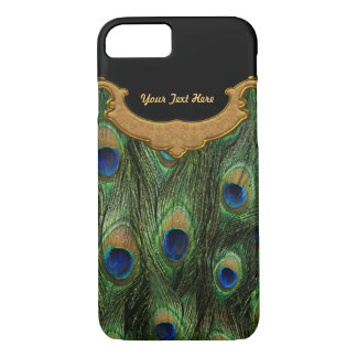 Peacock Feather - iPhone 8/7 Case