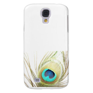 Peacock Feather iPhone Case Samsung Galaxy S4 Cases