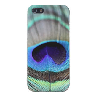 Peacock Feather iPhone SE/5/5s Case