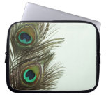 Peacock Feather Laptop Bag Laptop Computer Sleeves