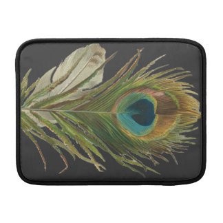 Peacock Feather MacBook Air Sleeve