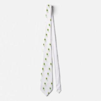 Peacock Feather Neck Tie