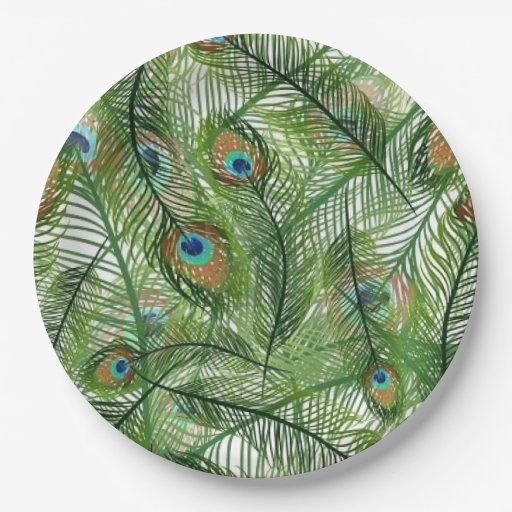 peacock paper plates Explore perfectly peacocky's board peacock tableware plates on pinterest   see more ideas about dishes, peacock and peacocks.
