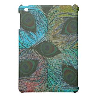 Peacock feather pern  iPad mini covers