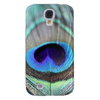 Peacock Feather Samsung S4 Case