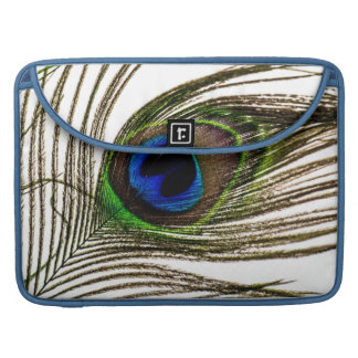 Peacock Feather Sleeve For MacBook Pro