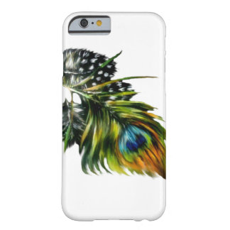 """""""Peacock Feathers"""" Barely There iPhone 6 Case"""