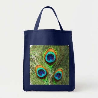 Peacock Feathers Bird Bags
