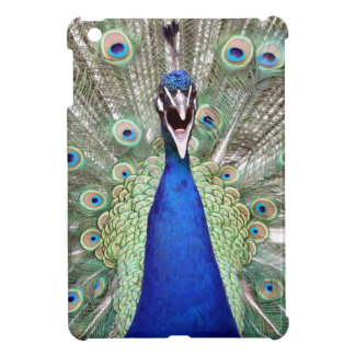 Peacock Feathers Case For The iPad Mini