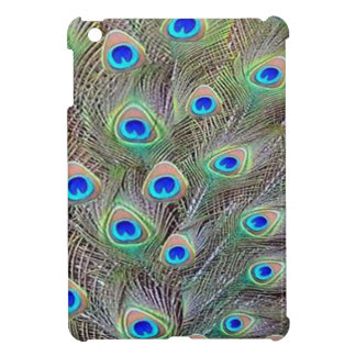 Peacock Feathers Cover For The iPad Mini