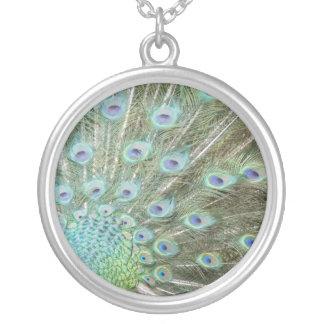 Peacock Feathers Custom Jewelry