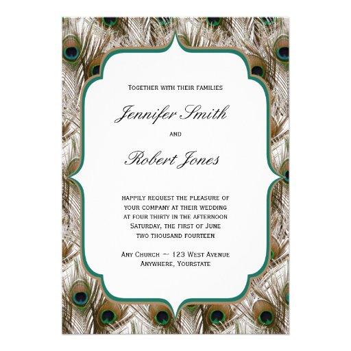 double frame wedding invitation 5 x 7 invitation card zazzle