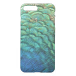 Peacock Feathers I Colorful Abstract Nature Design iPhone 7 Plus Case