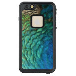 Peacock Feathers I Colorful Abstract Nature Design LifeProof® FRĒ® iPhone 6/6s Plus Case