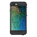 Peacock Feathers I Colorful Abstract Nature Design LifeProof® NÜÜD® iPhone 6s Case