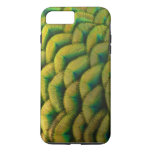 Peacock Feathers II Colorful Nature Design iPhone 8 Plus/7 Plus Case