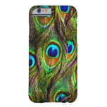 Peacock Feathers Invasion iPhone 6 Case