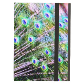 Peacock Feathers iPad Air Cover