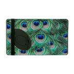 Peacock Feathers iPad Folio Case