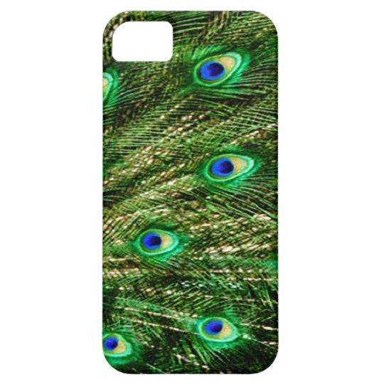Peacock Feathers iphone 5 case