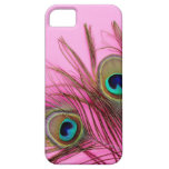 Peacock Feathers iPhone 5 Case-Mate Case