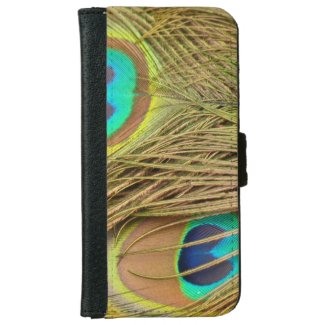 Peacock Phone Wallets