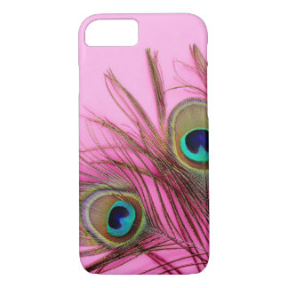 Peacock Feathers iPhone 7 Case