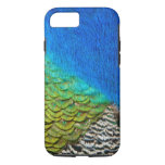 Peacock Feathers IV Colorful Nature Design iPhone 7 Case