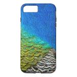 Peacock Feathers IV Colorful Nature Design iPhone 8 Plus/7 Plus Case