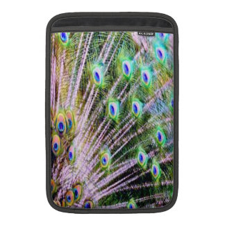 Peacock Feathers MacBook Air Sleeve