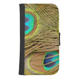 Peacock Feathers Phone Wallets