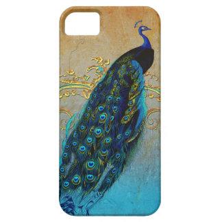 Peacock & Filigree iPhone 5 Cover