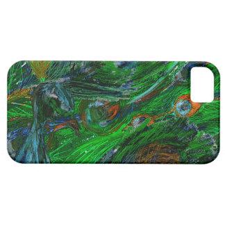 Peacock. Funda Para iPhone SE/5/5s