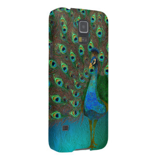 Peacock Galaxy S5 Cover