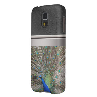 peacock galaxy s5 cover