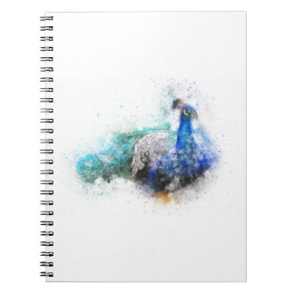 Peacock Gifts Notebook
