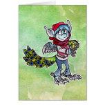 Peacock Goblin Cards
