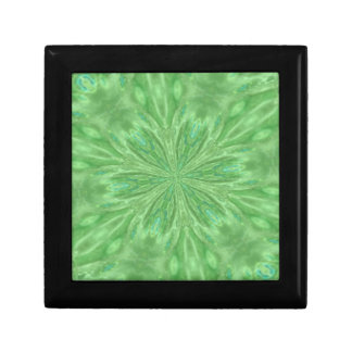 Peacock Green Gift Box