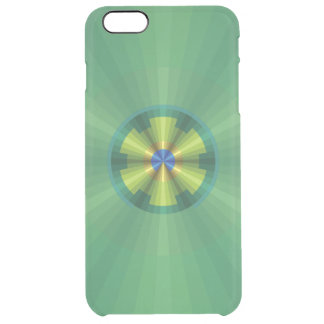 Peacock Illusion Uncommon iPhone Case Uncommon Clearly™ Deflector iPhone 6 Plus Case